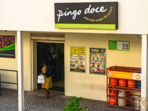Tani Market Pingo Doce w Portugalii