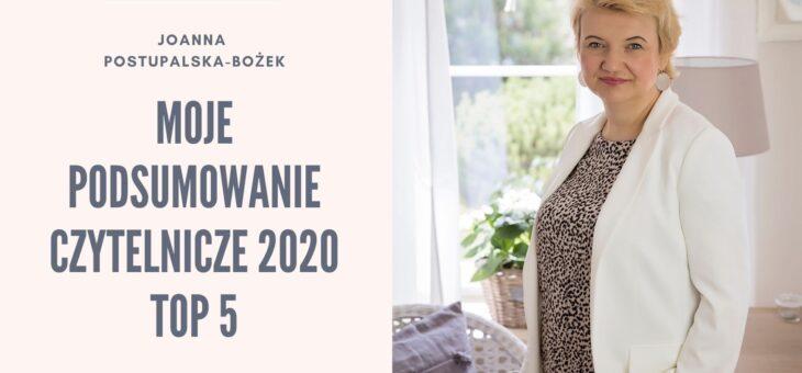 Moje podsumowanie czytelnicze 2020 – TOP 5