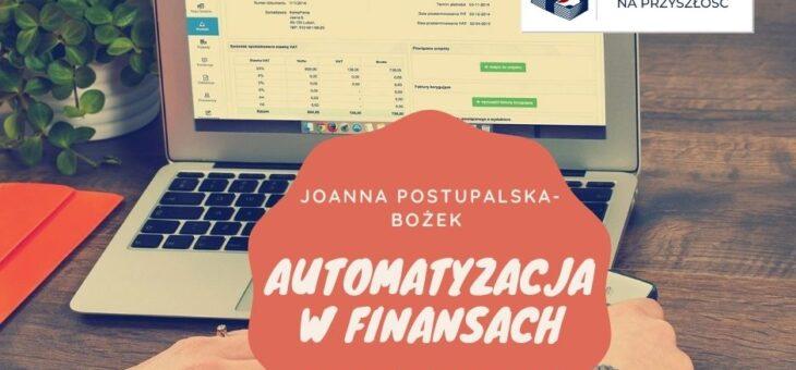 Automatyzacja w finansach