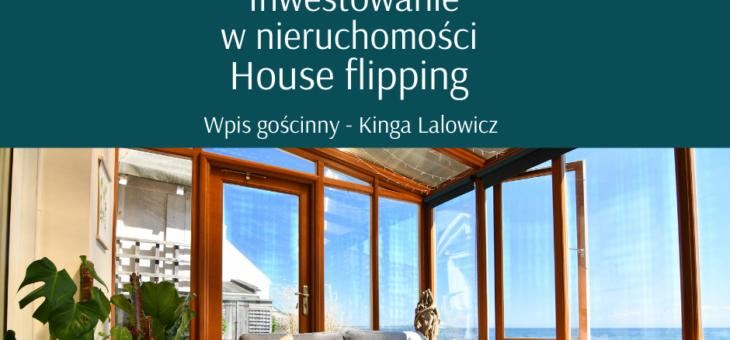 Jak zarobić na nieruchomościach robiąc flipy