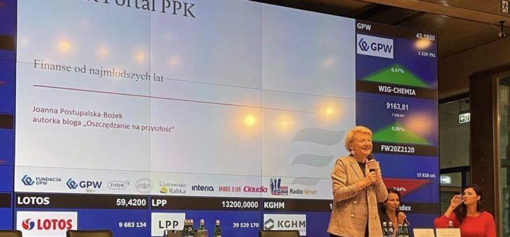 O edukacji finansowej dzieci – relacja z wystąpienia na konferencji